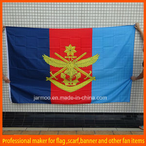 Polyester Custom Made Company Flag pictures & photos
