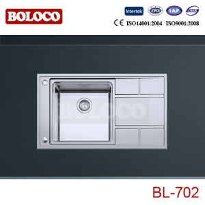 Stainless Steel Sink (BL-702) pictures & photos