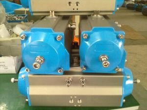 180 Degree Pneumatic Actuator From China pictures & photos