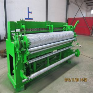 ISO9001 16 Years Factory Best Price Used Welded Wire Mesh Roll Machine