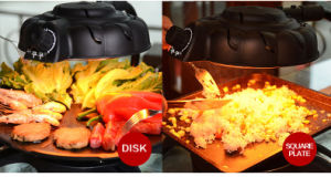 Kitchenware Infrared BBQ Grill Mat pictures & photos