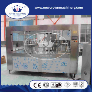 King Quality Stainless Steel Water Filling Machine Into 3-5L Plastic Bottle pictures & photos