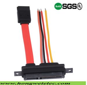 Wire SATA 7 Pin to eSATA 7pin SATA Cable