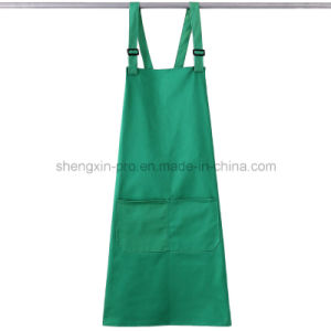 Big Size Polyester Apron in Low Price for Promotion pictures & photos