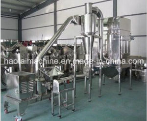 Spice Grinding Machine / Ultrafine Pulverizer for Chili Pepper pictures & photos