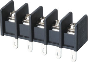 8.25mm Pitch Barrier Terminal Block (WJ35H) pictures & photos