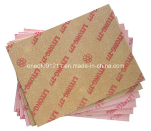 Colors Nonwoven Insole Board for Shoe Insole Making pictures & photos