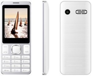2.4′′ China OEM Dual SIM Low Price Feature Mobile Phone Factory B2417 pictures & photos