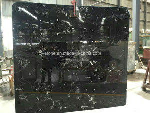 Chinese Black Marble for Wall and Flooring Tile