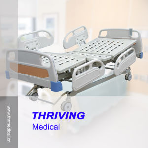 3-Function Cheap Electric Adjustable Hospital Bed (THR-EB03R) pictures & photos