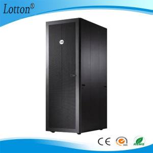 Black Color Cold Rolled Steel Network Server Cabinet