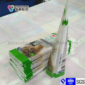 4-Side Sealing BOPP Plastic Packaging Bag for Noodles pictures & photos