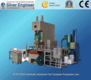 Aluminium Foil Container Machine (SEAC-63A) pictures & photos
