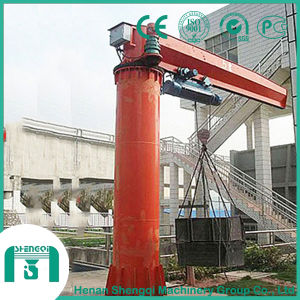 Bz 5t Pillar Mounted Jib Crane with 360 Degree Slewing pictures & photos