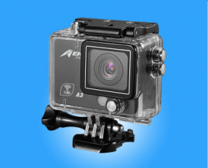 1080P Re-Stickable WiFi Sports Action Camera Meknic A3 pictures & photos