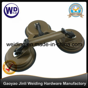 Three Cups Steel Glass Suction Cups/Suction Lifter Wt-3803 pictures & photos