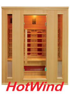 2017 Hotwind Hemlock Far Infrared Sauna for 4 Person-Ap4 pictures & photos