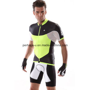 High Quality Men Printing Cycling Clothes Fitness Wear Athletic Wear pictures & photos