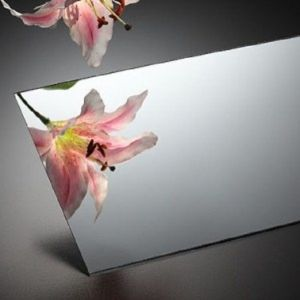 2mm-9mm Silver Mirror Glass for Decoration