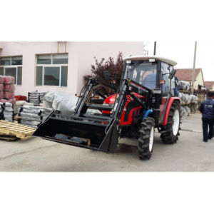 40HP-60HP Farm Tractor with Front Loader pictures & photos