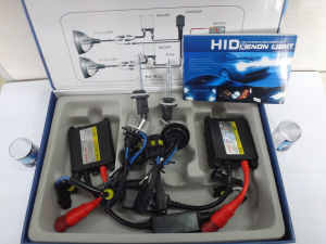 AC 55W H27 HID Lamp HID Kit with Slim Ballast pictures & photos
