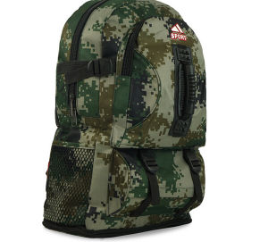Fashion Camouflage Hiking Backpack Military Backpack pictures & photos