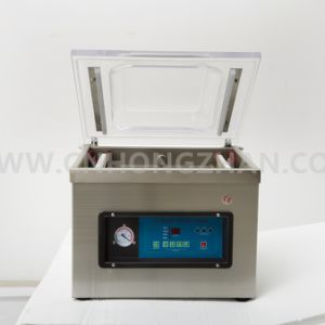 Hongzhan Dz400A Table Top Vacuum Packing Machine for Vacuum Bag Sealing pictures & photos
