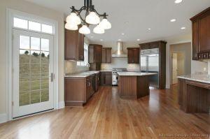 Dark Cherry Kitchen Cabinets (DC6) pictures & photos