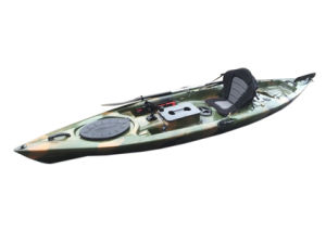 Single Fishing Kayak with One More Transparent Hatch - Dofine pictures & photos