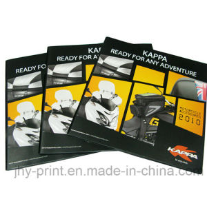 China Professional Full Color Brochure Printing Service (jhy-437) pictures & photos