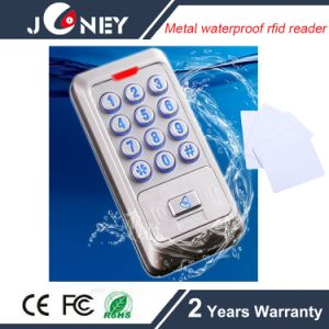 Metal Waterproof RFID Reader for Access Control System pictures & photos