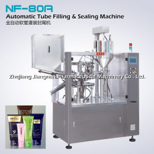Filling and Sealing Machine NF-80A pictures & photos