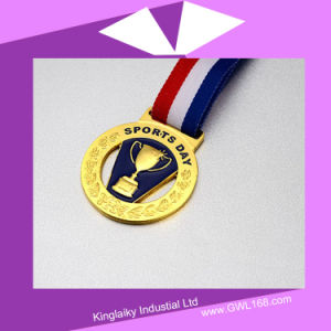 2016 Customized Souvenir Medal with Logo and Holder (FA-013) pictures & photos