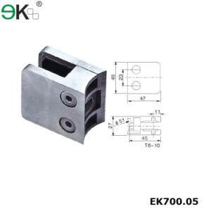 Stainless Steel Square Clamp