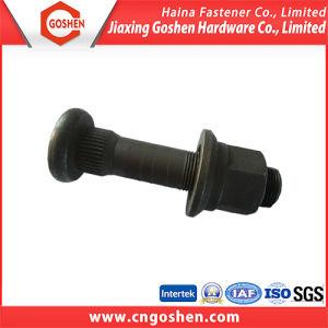 Fastener High Strength Black Oxide Wheel Bolt pictures & photos