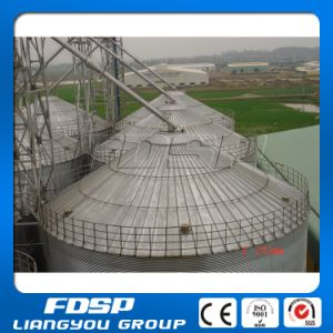 Hot Galvanized Corrugated Steel Wheat Silo 1000t pictures & photos