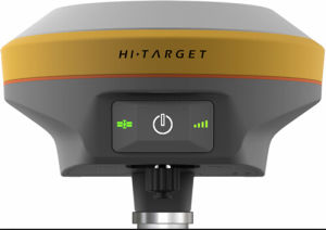 3G/CDMA/GPRS Gnss GPS Receiver Dual Frequency Gnss Rtk Hi-Target V90 Plus Rtk Surveying Rtk GPS Base and Rover pictures & photos