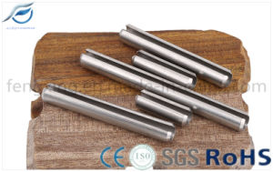 Stainless Steel Slotted Dowel Spring Pin pictures & photos
