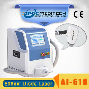 808 Nm Diode Laser Beauty Machine for Hair Removal