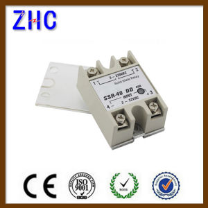 Factory Price SSR 12V DC Input Solid State Relay 380V pictures & photos
