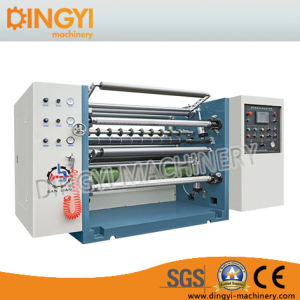 Automatic High Speed Slitting Rewinding Machine pictures & photos