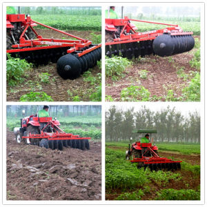 Factory Supply Best Disc Plowing Machine with 24 Discs pictures & photos
