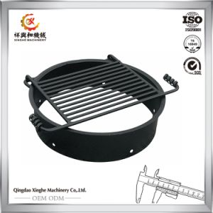 Cast Iron Barbecue Grill Cast Iron Grill pictures & photos
