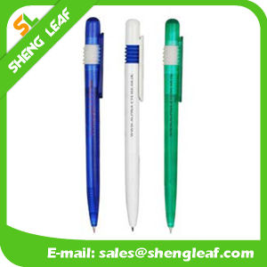 Popular Design Table Ballpoint Pen with Line (SLF-TP006) pictures & photos