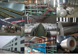 High Quality Zincalume / Galvalume Corrugated Steel Sheet / Metal Roofing Sheets pictures & photos