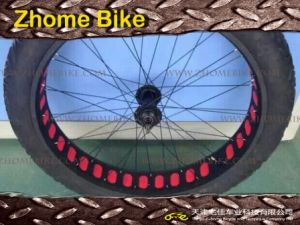 Bicycle Parts/Fat Bike Tire/Fat Bike Holed Rim/Fat Tire Bicycle Hub and Spoke/26X4.0 26X4.8 29X4.0 Skull Tire/Spider Tire