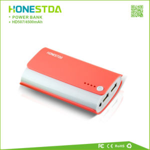 Hot Selling Portable Dual Output USB Travel Charger HD507 pictures & photos