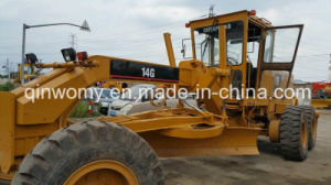 Ready-to-Work USA-Make 17ton Available-Cummins-Engine Used Caterpillar 14G Motor Grader pictures & photos