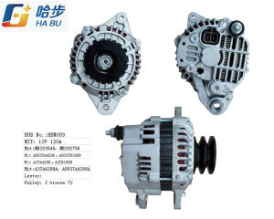 12V 120A for Mitsubishi 4m41 Alternator, A003tb1999, A003tb1999kd, A3ta4298 pictures & photos