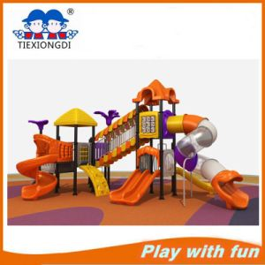 Hot Children Outdoor Playground and Plastic Children Playground for Kids Txd16-Hoi102A pictures & photos